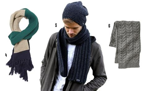 cool and stylish scarves for