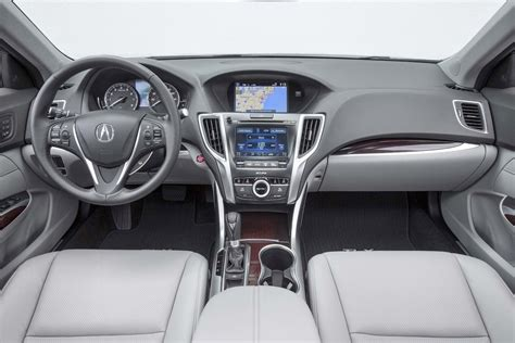 acura inside 2017 acura tlx reviews and rating motor trend