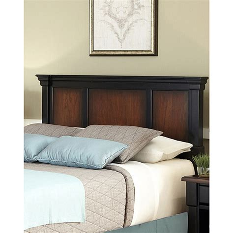 King Headboard Cherry by Home Styles The Aspen Collection King California King