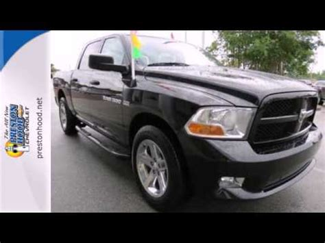 truck biloxi ms 2012 dodge ram 1500 truck biloxi orleans ms p2432