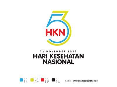 merchandise hari kesehatan nasional