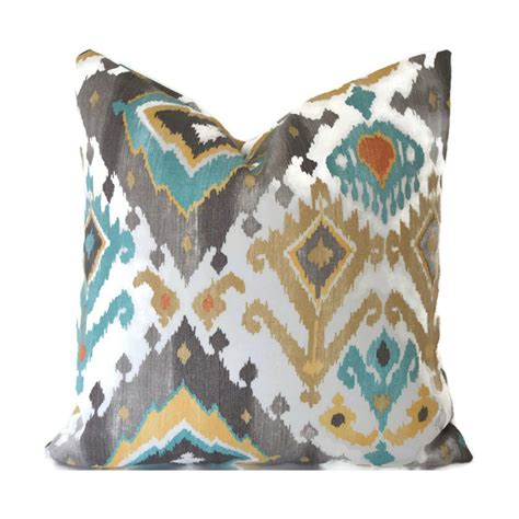 outdoor pillow slipcovers indoor outdoor pillow covers any size decorative pillows