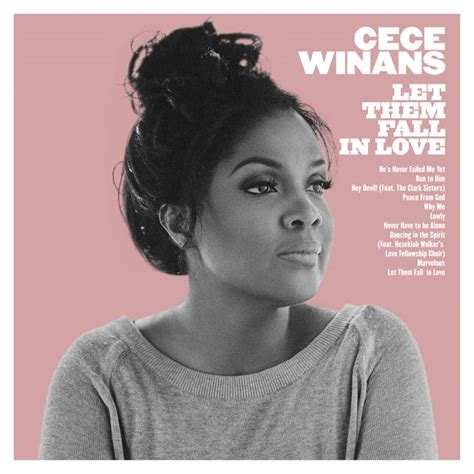 Cece Me 2 by Let Them Fall In By Cece Winans