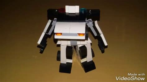 tutorial lego transformers lego transformers prowl how to build instructions tutorial