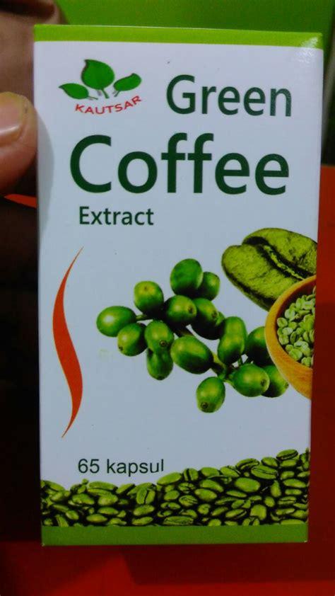 Murah Meriah Inayah Green Coffee Extract Isi 60 Kapsul toko herbal jogja murah al rasyid yogyakarta toko herbal murah jogja sleman