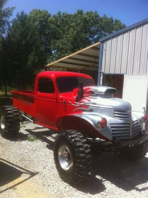 bad dodger trucks mud and custom trucks on