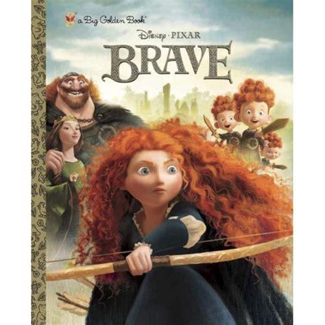 disney pixar brave books and pc videogame cover brave