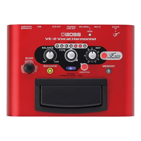 Harga Ve 2 Vocal Harmonist ve 2 vocal harmonist pedal zzounds reverb