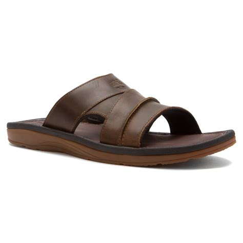 mens slide sandals timberland s earthkeeperss slide sandals tb 5831289