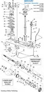 40 hp mercury outboard lower unit parts diagram specs price release date redesign
