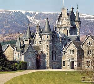 Gothic Tudor Floor Plans photographs of scottish castles and manor houses