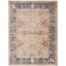 Pier One Runner Rugs Magnolia Home Sand Blue Rug Pier 1 Imports