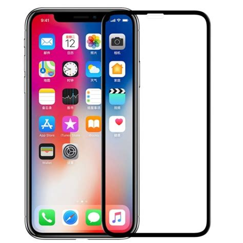 for iphone xr nillkin 3d ap pro edge shatterproof tempered glass protector luphiecase
