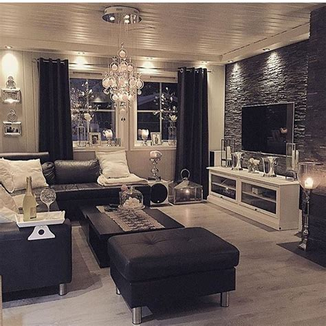 Black Accessories For Living Room by Best 25 Black Living Room Furniture Ideas On
