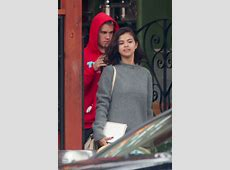 Selena Gomez - Goes for a Walk With Justin Bieber in LA 11 ... Justin Bieber And Selena Gomez Back Together 2017