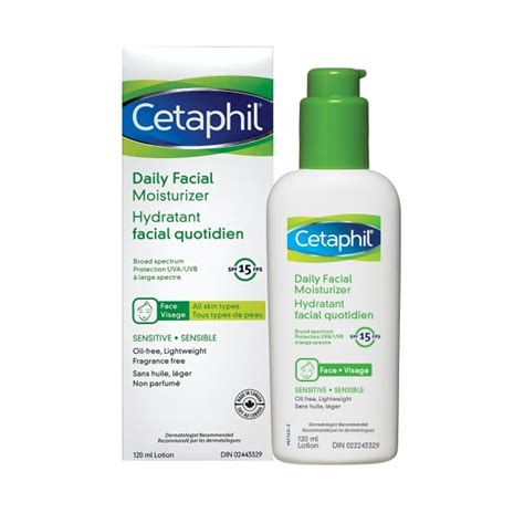 Daily Moisturizer Spf 15 buy cetaphil daily moisturizer spf 15 120ml in canada free shipping healthsnap ca