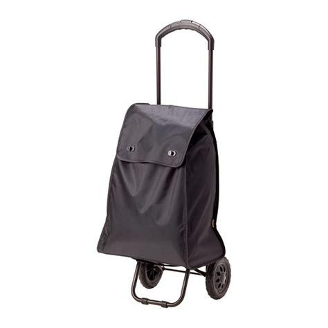 ikea shopping bags knalla shopping bag on wheels black ikea