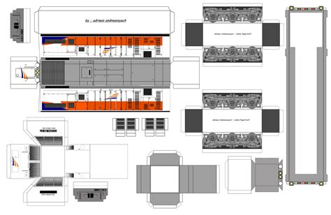 Pola Papercraft - pola papercraft 28 images pola papercraft kereta api