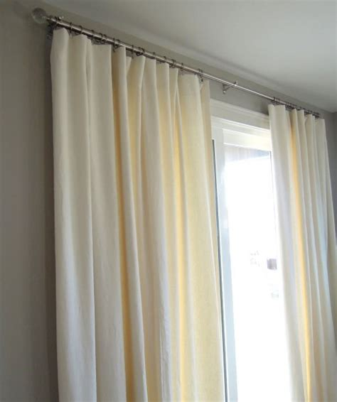 Hemp Curtain Panels From Doc by Window Covering Inspiration Nikkidesigns
