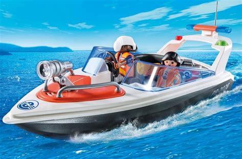playmobil boat playmobil set 5625 ukp coastal rescue boat klickypedia