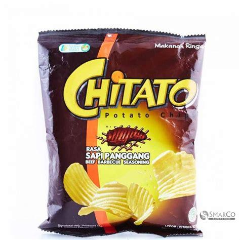 Chitato S detil produk chitato rasa bbq 40 gr 089686598179