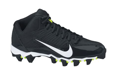american football shoes nike alpha shark 3 4 boys american football shoes