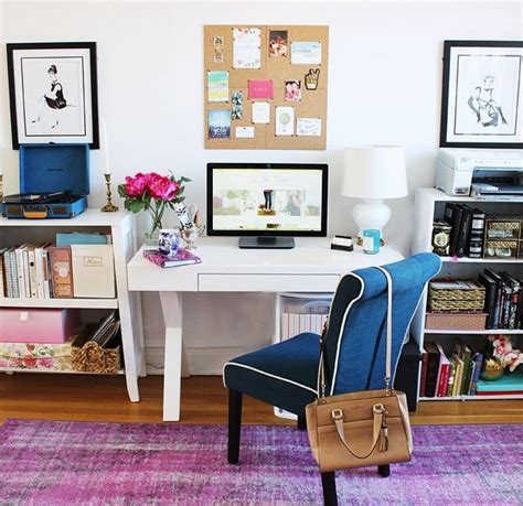 how to decorate your desk at home how to decorate your home office in 10 steps lifestyle