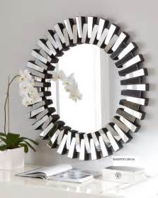 Mirrors For Home Decor by Home Decor Silver Round Mirror Wall Decor Pinterest