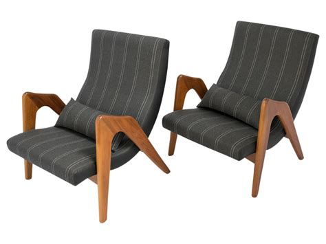 pearsall chair mid century lounge chair by adrian pearsall for craft