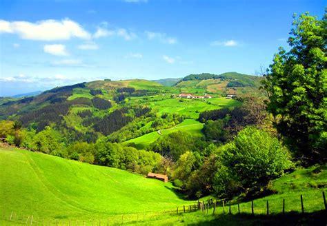 imagenes de valles naturales los preciosos valles de malerreka en navarra