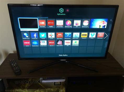 Tv 32 Smart Samsung tv samsung 32 polegadas clasf