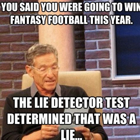 Fantasy Football Trash Talk Meme - 25 fantasy football memes