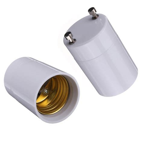 buy gu24 to e27 e26 led light l holder adapter