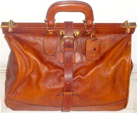 vintage handbags leather w end bag