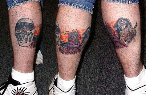 megadeth tattoo designs the 39 best worst metal tattoos in history page 2 of 3