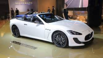 Maserati Models 2015 2015 Maserati Granturismo Pictures Information And