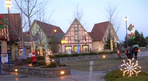 Charming Christmas Village In Michigan #2: A-frankenmuth-6.png