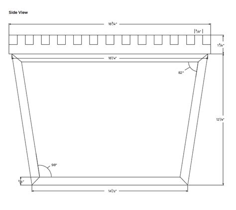 nelson bench dimensions nelson platform bench popular woodworking magazine