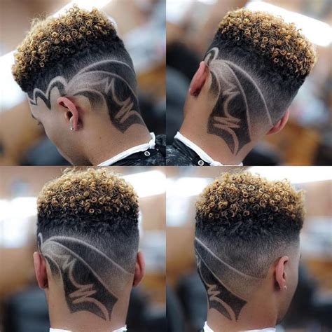 graphics design haircuts as 25 melhores ideias de haircut designs no pinterest