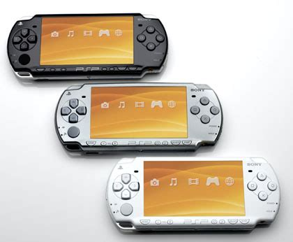 Thin Psp Now In Pastels by Psp Slim 2000 Psp Used Consoles The New Slim Psp Has