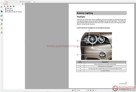 car owners manuals free downloads 1997 bmw 7 series electronic throttle control bmw e32 service manuals autos post
