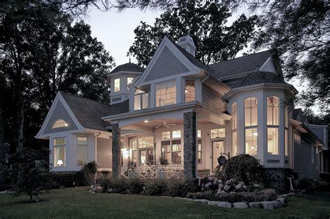 shingle homes shingle style lake house vanbrouck associates