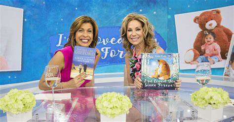 kathie lee gifford book kathie lee gifford and hoda kotb release new books 2018