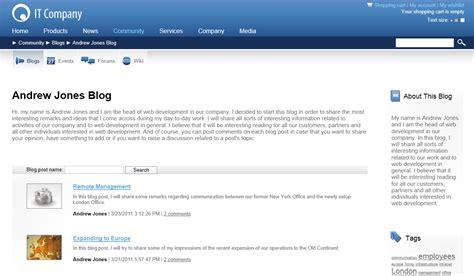 blogger new post blogs kentico 8 documentation