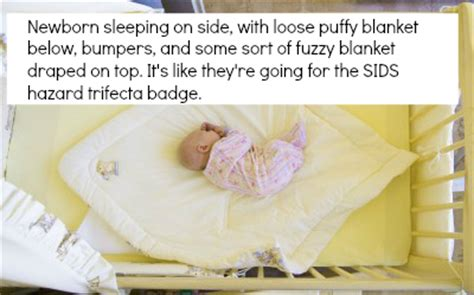 Baby Sleeping In Crib Safety Is Your Crib As Safe As You Think Troublesome Tots