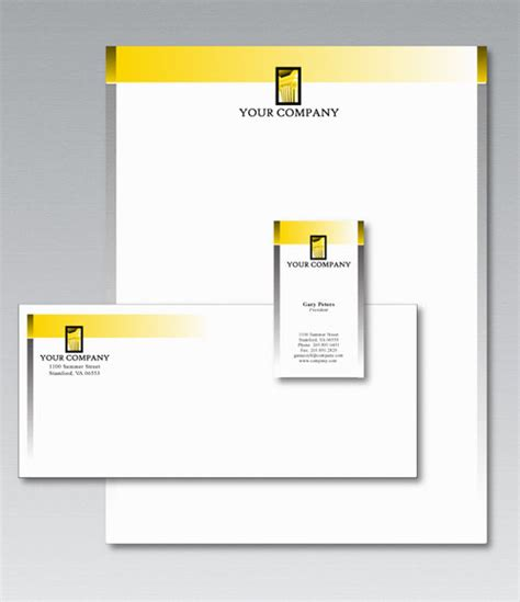 Vector Stationery Design Template Free Vectors Graphics Ivcdv Chart Template