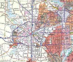 fort worth maps map of fort worth