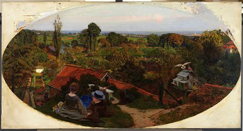 fileford madox brown  english autumn afternoon
