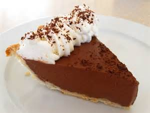 cooking from scratch chocolate pie