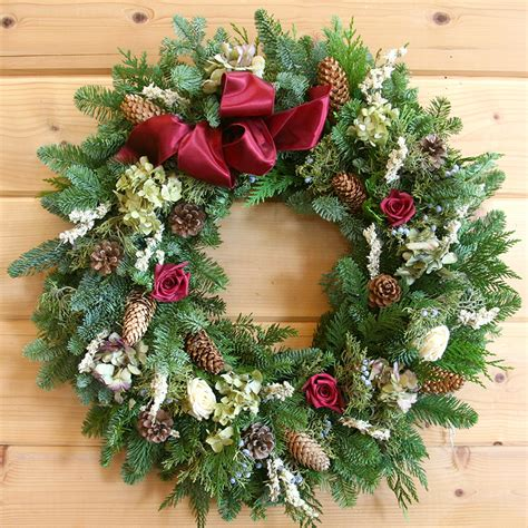 christmas wreath buy holiday wreaths christmas wreaths creekside farms